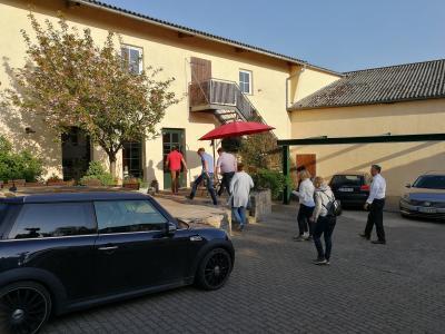 Fotoalbum Treffen der Poppenhausener Bürgermeister in Baden