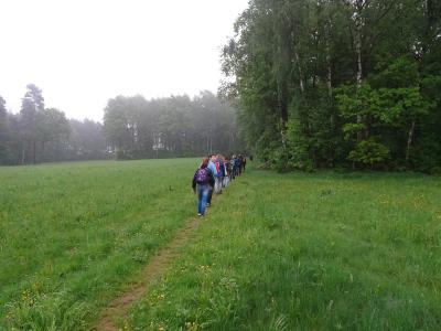 Fotoalbum Wandertag nach Klix (Kl. 7)