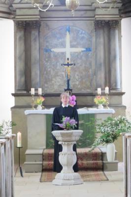 Fotoalbum Himmelfahrtsgottesdienst in der Reinharzer Kirche