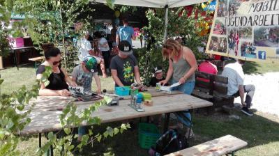 Fotoalbum Dorf- und Kinderfest Geitersdorf (Remda- Teichel)