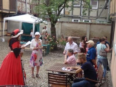 Fotoalbum Heimatquiz zum Altstadtfest