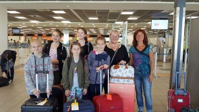 Fotoalbum Besuch in der Erasmus- Partnerschule in Spanien