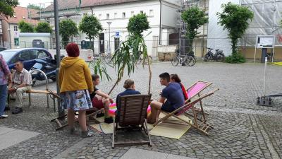 Fotoalbum Altstadtfest und Offene Höfe - Impressionen