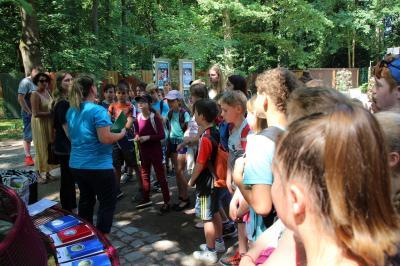 Fotoalbum Auf in den Rostocker Zoo