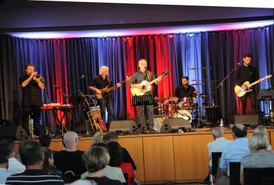 Fotoalbum Reinhold Beckmann & Band Burgberghalle