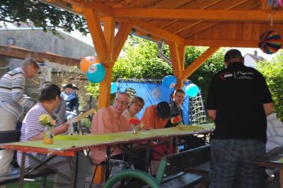 Fotoalbum Gartenfest der AWO Heilopädagogischen Wohnstätte in Perleberg