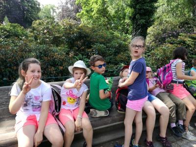 Fotoalbum Klasse 3b ZOO-Besuch als Kindertagsüberraschung
