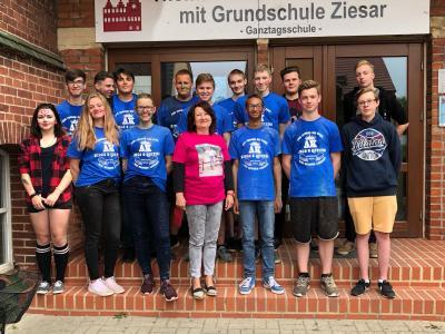 Fotoalbum Letzter Schultag der Klasse 10 - 2018