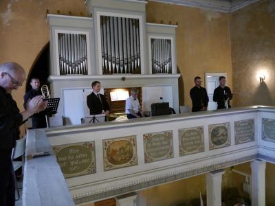 Fotoalbum Orgelfrühling mit Brass - Abschlußkonzert