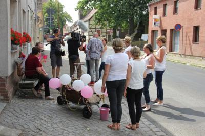 Fotoalbum rbb-Landschleicher in Freyenstein