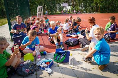 Fotoalbum Sportfest der Klassen 1- 4