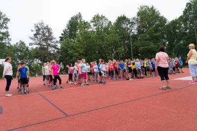 Fotoalbum Sportfest der Klassen 5-6