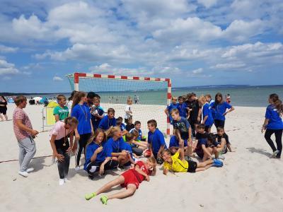 Fotoalbum Strand-WM in Binz