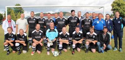 Fotoalbum Fußball Spiel der Alten Herren