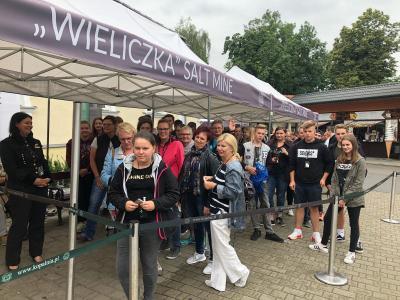 Fotoalbum Klassenfahrt Kl.9 nach Krakau