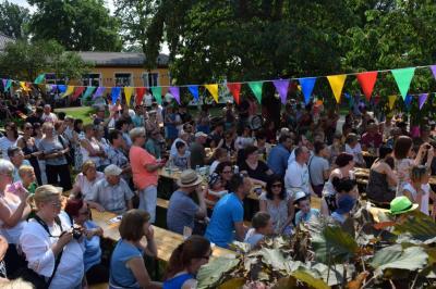 Fotoalbum Das große Kitafest