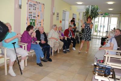 Fotoalbum Sommerfest des AWO Seniorenpflegezentrums in Wittenberge