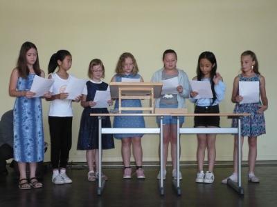 Fotoalbum Abschied von der Grundschule