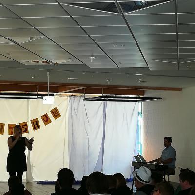 Fotoalbum Talentshow 2018