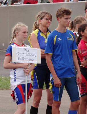 Fotoalbum LLG-Speedskater bei EC- und SaThü-Cup- Wettbewerben 2018
