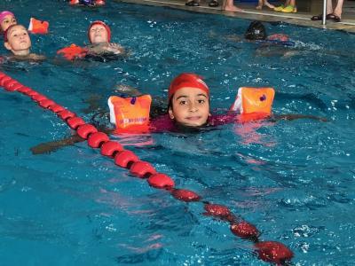 Fotoalbum Schwimmausbildung Klasse 3