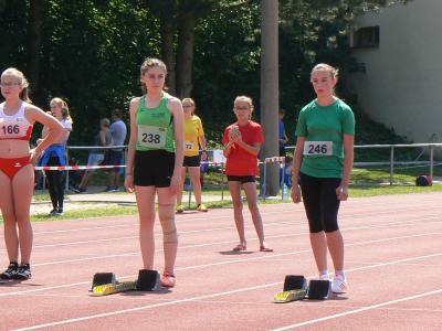 Fotoalbum Leichtathletik Kreis-Meisterschaften in Straubing