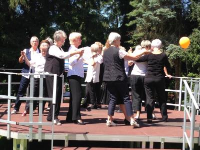 Fotoalbum Auftritt unserer Tanzgruppen