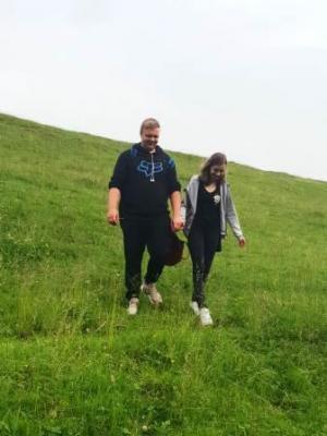 Fotoalbum Wandertag Löwen