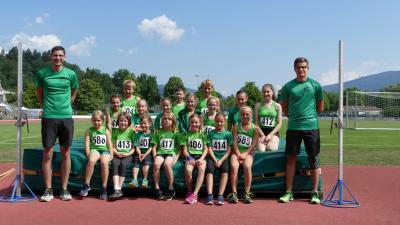 Fotoalbum Leichtathletik- Kreis-Mehrkampfmeisterschaften