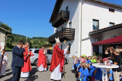 Fotoalbum Firmung in Prackenbach