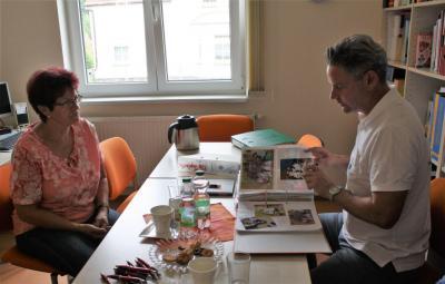 Foto des Albums: Besuch vom Bundestagsabgeordneten Stefan Zierke (18.07.2018)
