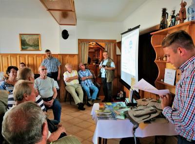"""Fotoalbum Vortrag """"Der Oder-Spree-Kanal als Nachfolger des Friedrich-Wilhelm-Kanals"""" am 21.07.2018"""
