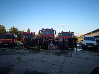 Fotoalbum Ausbildung Gemeinde Roskow