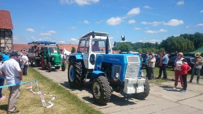 Fotoalbum Traktorentreffen Dornheim 2017