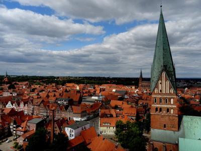 Fotoalbum Lüneburg