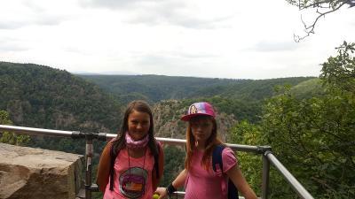 Fotoalbum Schulfahrt nach Thale