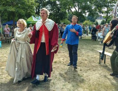 """Fotoalbum Historische Festveranstaltung anlässlich """"350 Jahre Friedrich-Wilhelm-Kanal"""" am 11. August 2018"""