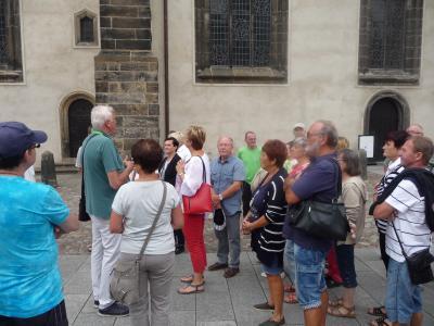 Fotoalbum Bustour nach Wittenberg