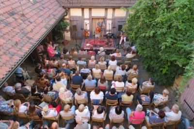 Fotoalbum Max Wilhelm auf Solotour im Pfarrhof