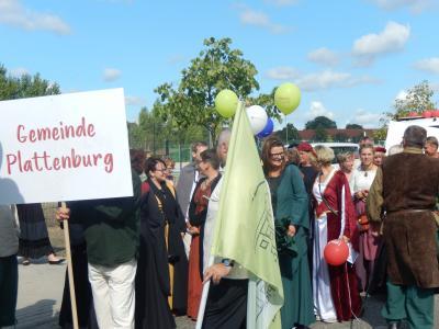 Fotoalbum Brandenburg-Tag in Wittenberge