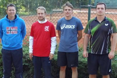 Fotoalbum 41. Wusterhausener Tennis- Turnier 2018