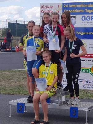 Fotoalbum 24. Internationale Speedskatetage Großenhain 2018