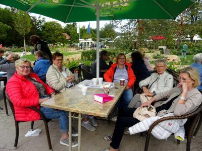 Fotoalbum Fahrt nach Bad Iburg zur Landesgartenschau