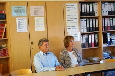 Fotoalbum Das Rathaus zu Besuch