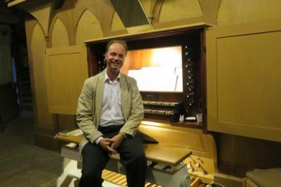 Fotoalbum Orgelkonzert mit Jonathan Oldengarm aus Montreal (Can)