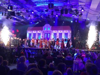 Foto des Albums: Weihnachtsmärchen Klasse 3a (12.12.2017)