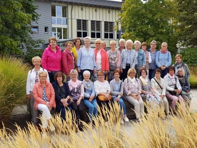 Fotoalbum Landfrauenverein Lohne - Mehrtagesfahrt nach Mainz vom 24. - 26. August 2018