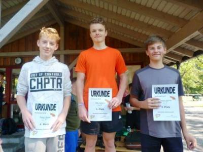 Fotoalbum Siegerehrung der Schulmeisterschaften der Leichtathletik