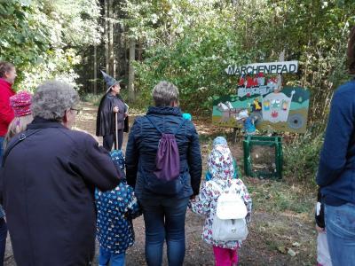Fotoalbum 5. Familienwandertag im Hainholz Pritzwalk
