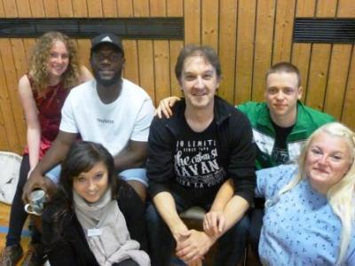 Fotoalbum Abschluss der interkulturellen Woche